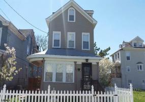 34 Vermont, Atlantic City, New Jersey 08401, 5 Bedrooms Bedrooms, 13 Rooms Rooms,Residential,For Sale,Vermont,500225