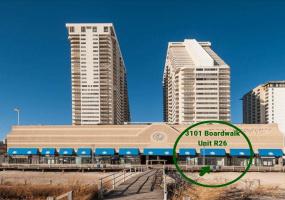 3101 Boardwalk, Atlantic City, New Jersey 08401, ,Commercial/industrial,For Sale,Boardwalk,537697