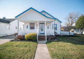 206 Mansfield, Margate, New Jersey 08402, 3 Bedrooms Bedrooms, 8 Rooms Rooms,Rental non-commercial,For Rent,Mansfield,546260