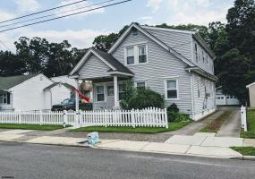 324 Mt. Vernon Avenue, Northfield, New Jersey 08225, 3 Bedrooms Bedrooms, 6 Rooms Rooms,Rental non-commercial,For Rent,Mt. Vernon Avenue,546305