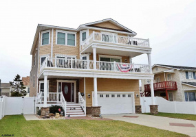 208 2nd, Brigantine, New Jersey 08203, 6 Bedrooms Bedrooms, 12 Rooms Rooms,Rental non-commercial,For Rent,2nd,546329