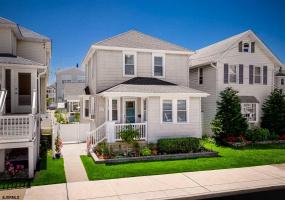 941 Pleasure, Ocean City, New Jersey 08226, 4 Bedrooms Bedrooms, 10 Rooms Rooms,Residential,For Sale,Pleasure,537955