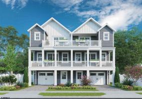 23 Vassar, Ventnor, New Jersey 08406, 3 Bedrooms Bedrooms, 6 Rooms Rooms,Residential,For Sale,Vassar,538031