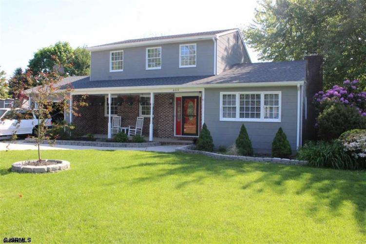 409 Oak, Linwood, New Jersey 08221, 3 Bedrooms Bedrooms, 8 Rooms Rooms,Rental non-commercial,For Rent,Oak,543597