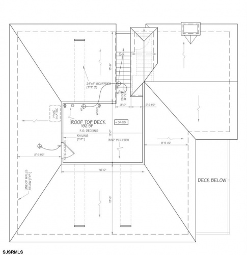 804 Coolidge, 2nd Floor, Ocean City, New Jersey 08226, 4 Bedrooms Bedrooms, 9 Rooms Rooms,Condominium,For Sale,Coolidge, 2nd Floor,543647