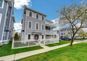 818 Park Ridge Rd., Ocean City, New Jersey 08226, 4 Bedrooms Bedrooms, 7 Rooms Rooms,Condominium,For Sale,Park Ridge Rd.,549439
