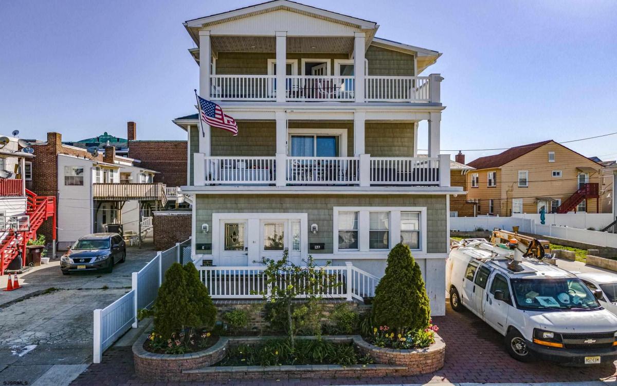 9 Troy, Ventnor, New Jersey 08406, ,Multi-family,For Sale,Troy,550579