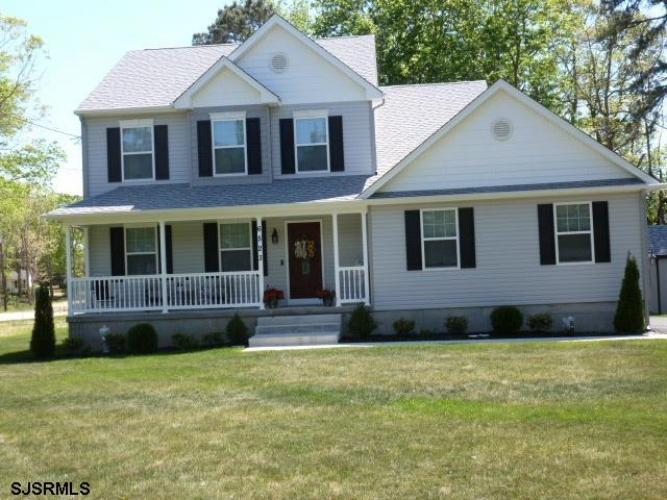 154 BEVIS MILL ROAD, Egg Harbor Township, New Jersey 08234, 4 Bedrooms Bedrooms, 12 Rooms Rooms,Residential,For Sale,BEVIS MILL ROAD,551437