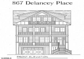 867 Delancey Place, Ocean City, New Jersey 08226, 5 Bedrooms Bedrooms, 9 Rooms Rooms,Residential,For Sale,Delancey Place,551453