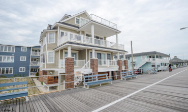 929 Second, Ocean City, New Jersey 08226, 6 Bedrooms Bedrooms, 16 Rooms Rooms,Residential,For Sale,Second,554493